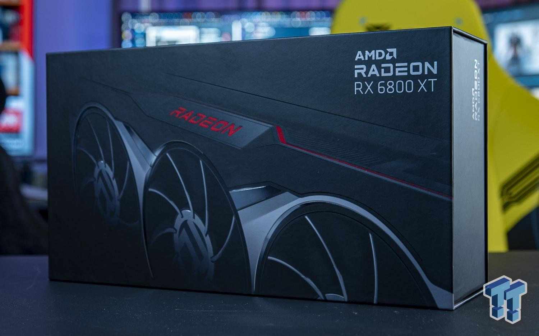 AMD Radeon RX 6800, Radeon RX 6800 XT Unboxed: Big Navi is Big Fun 502   TweakTown.com