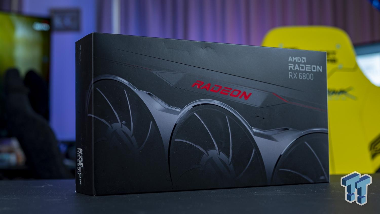 AMD Radeon RX 6800, Radeon RX 6800 XT Unboxed: Big Navi is Big Fun 601   TweakTown.com
