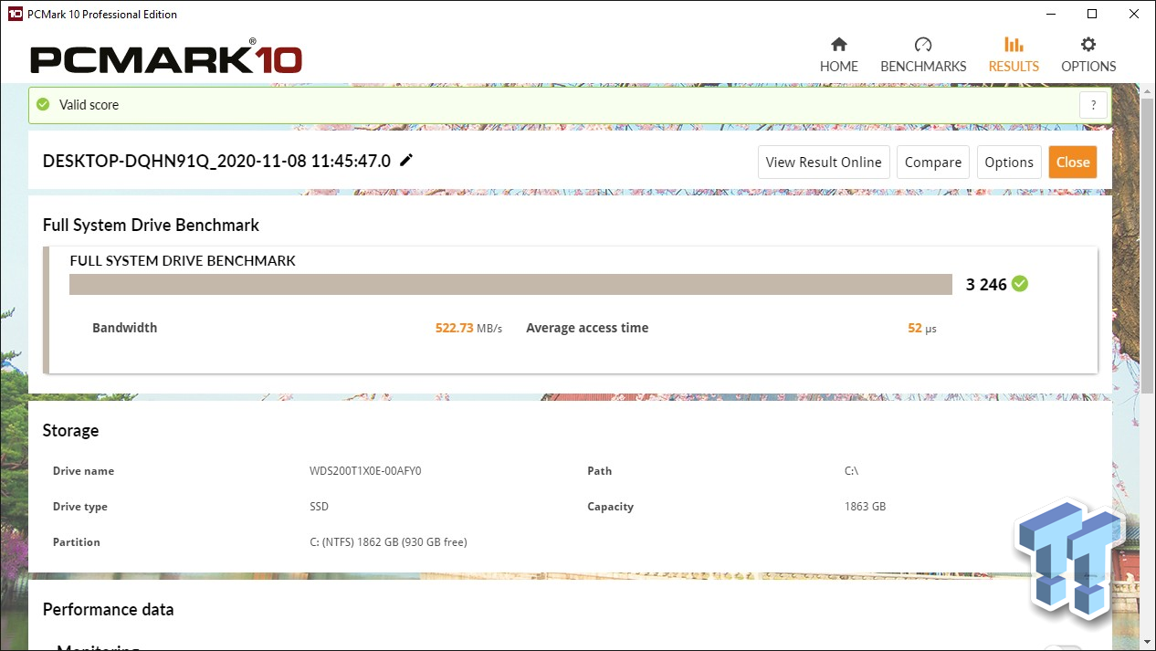 WD Black SN850 2TB NVMe M.2 SSD Review 35 | TweakTown.com