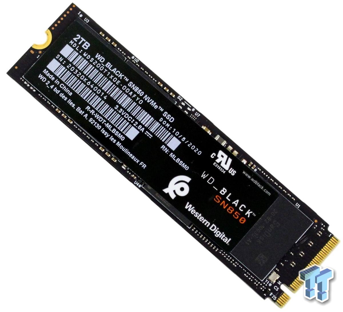 WD Black SN850 2TB NVMe M.2 SSD Review 45 | TweakTown.com