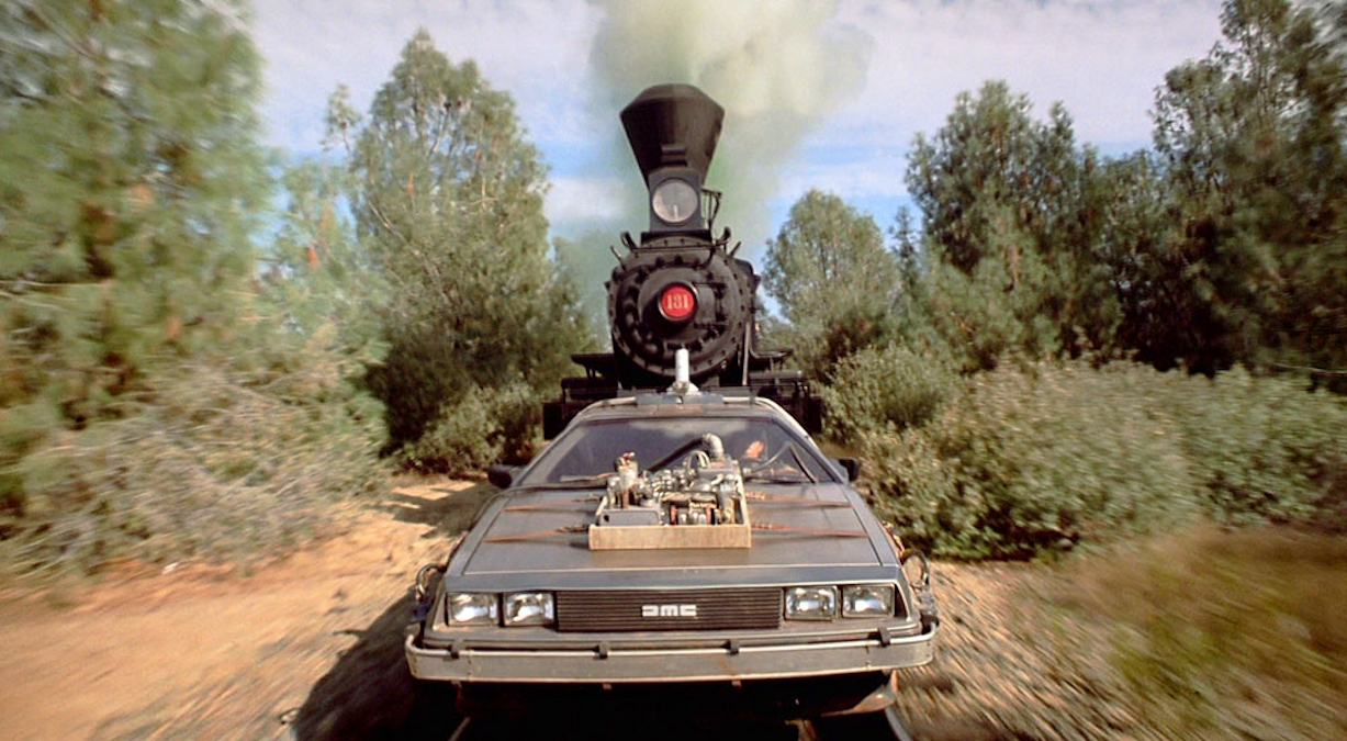 Back to the Future Part III 4K Blu-ray Review