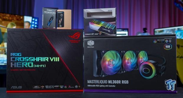ASUS ROG Strix GeForce RTX 3070 OC Edition Review 1165 | TweakTown.com
