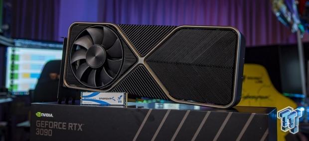 ASUS ROG Strix GeForce RTX 3070 OC Edition Review 1166 | TweakTown.com