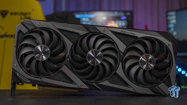 ASUS ROG Strix GeForce RTX 3070 OC Edition Review 508 | TweakTown.com
