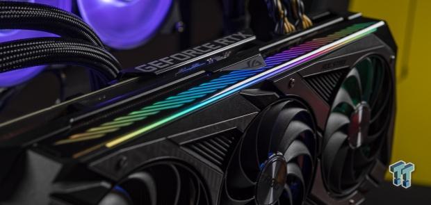 ASUS ROG Strix GeForce RTX 3070 OC Edition Review 525 | TweakTown.com