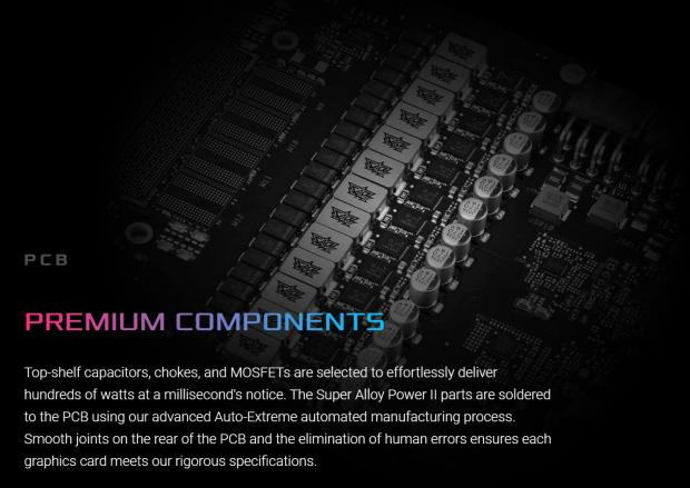 ASUS ROG Strix GeForce RTX 3070 OC Edition Review 816 | TweakTown.com