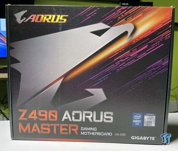 GIGABYTE Z490 AORUS Master Motherboard Review 05   TweakTown.com