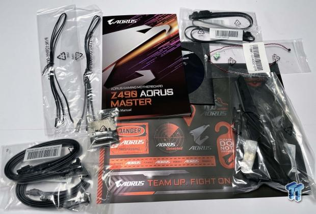GIGABYTE Z490 AORUS Master Motherboard Review 07   TweakTown.com