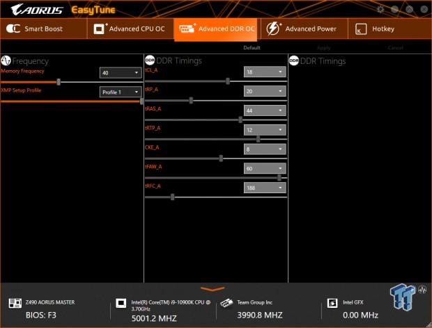 GIGABYTE Z490 AORUS Master Motherboard Review 26   TweakTown.com