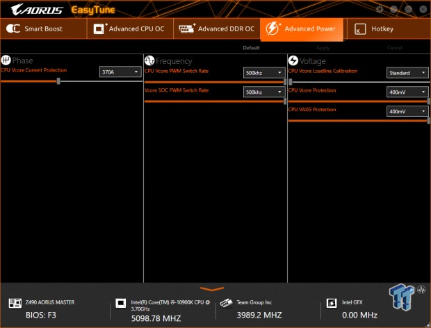 GIGABYTE Z490 AORUS Master Motherboard Review 27   TweakTown.com