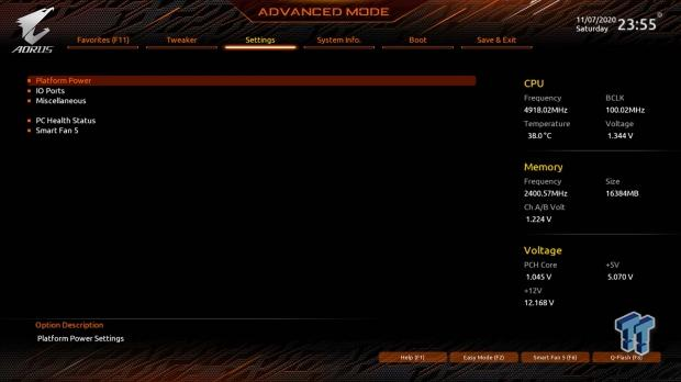 GIGABYTE Z490 AORUS Master Motherboard Review 52   TweakTown.com