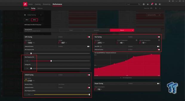 AMD Radeon RX 6700 XT in Crypto Mining: ETH Mining @ 120W tweaked 102 | TweakTown.com