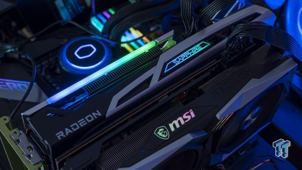 AMD Radeon RX 6700 XT in Crypto Mining: ETH Mining @ 120W tweaked 601 | TweakTown.com