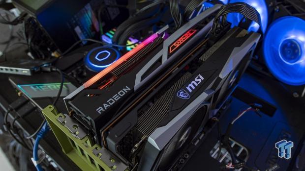 AMD Radeon RX 6700 XT in Crypto Mining: ETH Mining @ 120W tweaked 602 | TweakTown.com