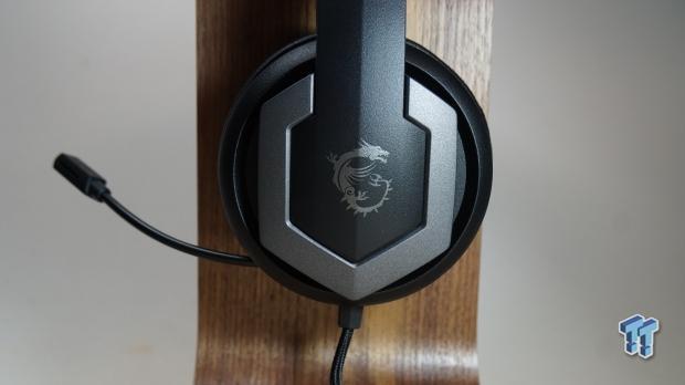 Recensione delle cuffie da gioco MSI Immerse GH61 05 |  TweakTown.com