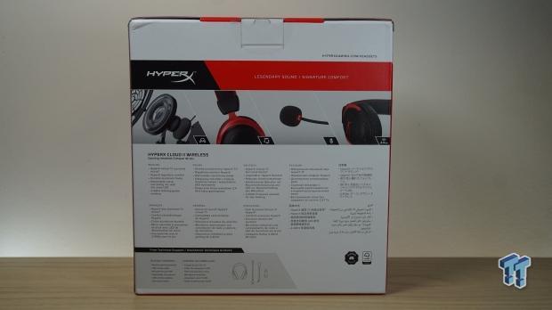 HyperX Cloud II Wireless 7.1 Gaming Headset Review 02   TweakTown.com