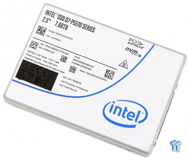 Intel D7-P5510 7.68TB Enterprise SATA SSD Review 29 | TweakTown.com