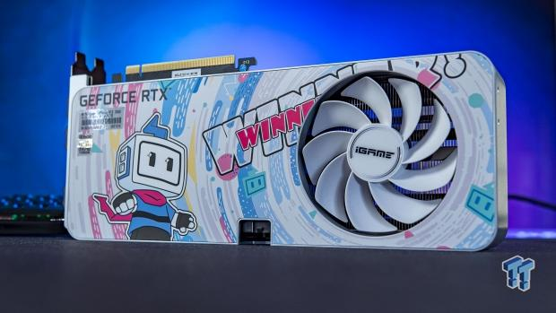 COLORFUL iGame GeForce RTX 3060 Bilibili E-sports Edition OC Review 505 | TweakTown.com