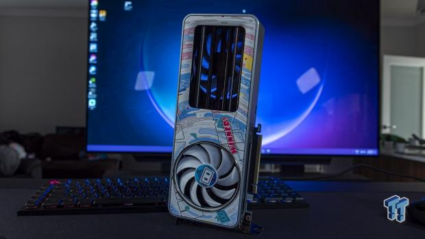 COLORFUL iGame GeForce RTX 3060 Bilibili E-sports Edition OC Review 506 | TweakTown.com
