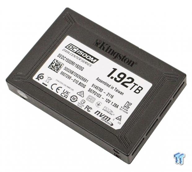 Kingston DC1500M 1.92TB Data Center Enterprise SSD Review 29 | TweakTown.com