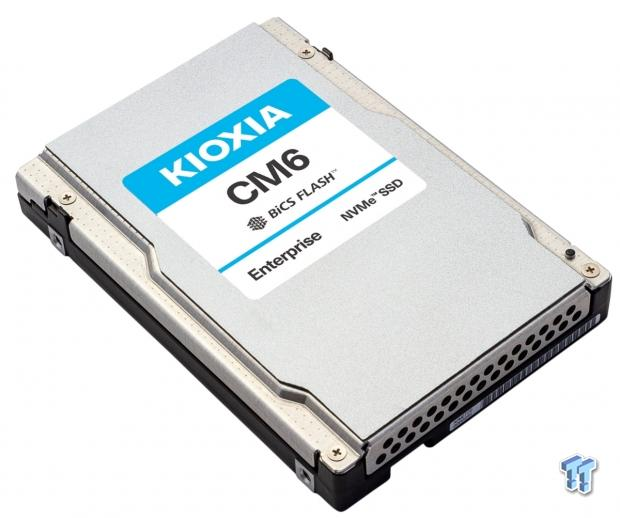 Kioxia CM6-V 6.4TB Enterprise SSD Review 29   TweakTown.com