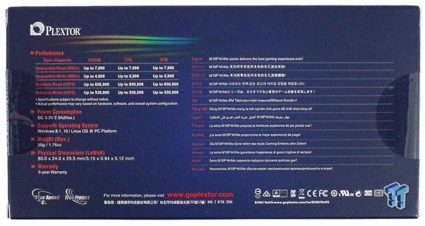 Teste do SSD Plextor M10P 1TB - Ainda mais rápido 04    TweakTown.com