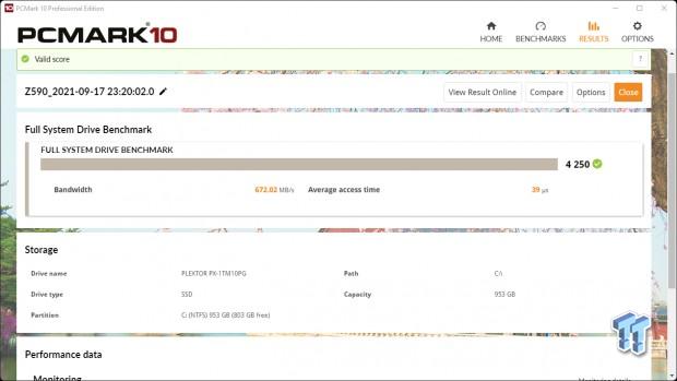 Teste do SSD Plextor M10P 1TB - Ainda mais rápido 25    TweakTown.com