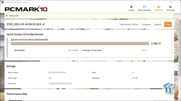 Teste do SSD Plextor M10P 1TB - Ainda mais rápido 28    TweakTown.com