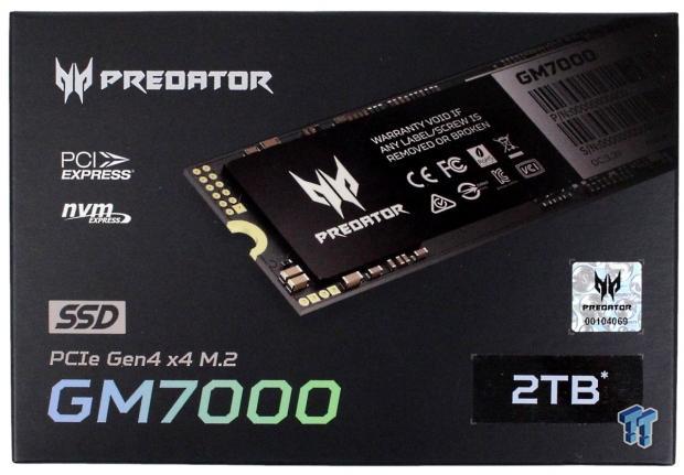 Teste do Acer Predator GM7000 2TB SSD 03 |  TweakTown.com