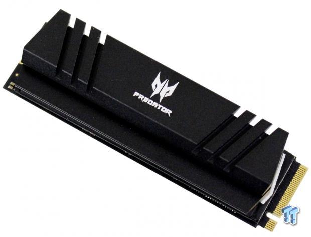 Teste do Acer Predator GM7000 2TB SSD 32 |  TweakTown.com