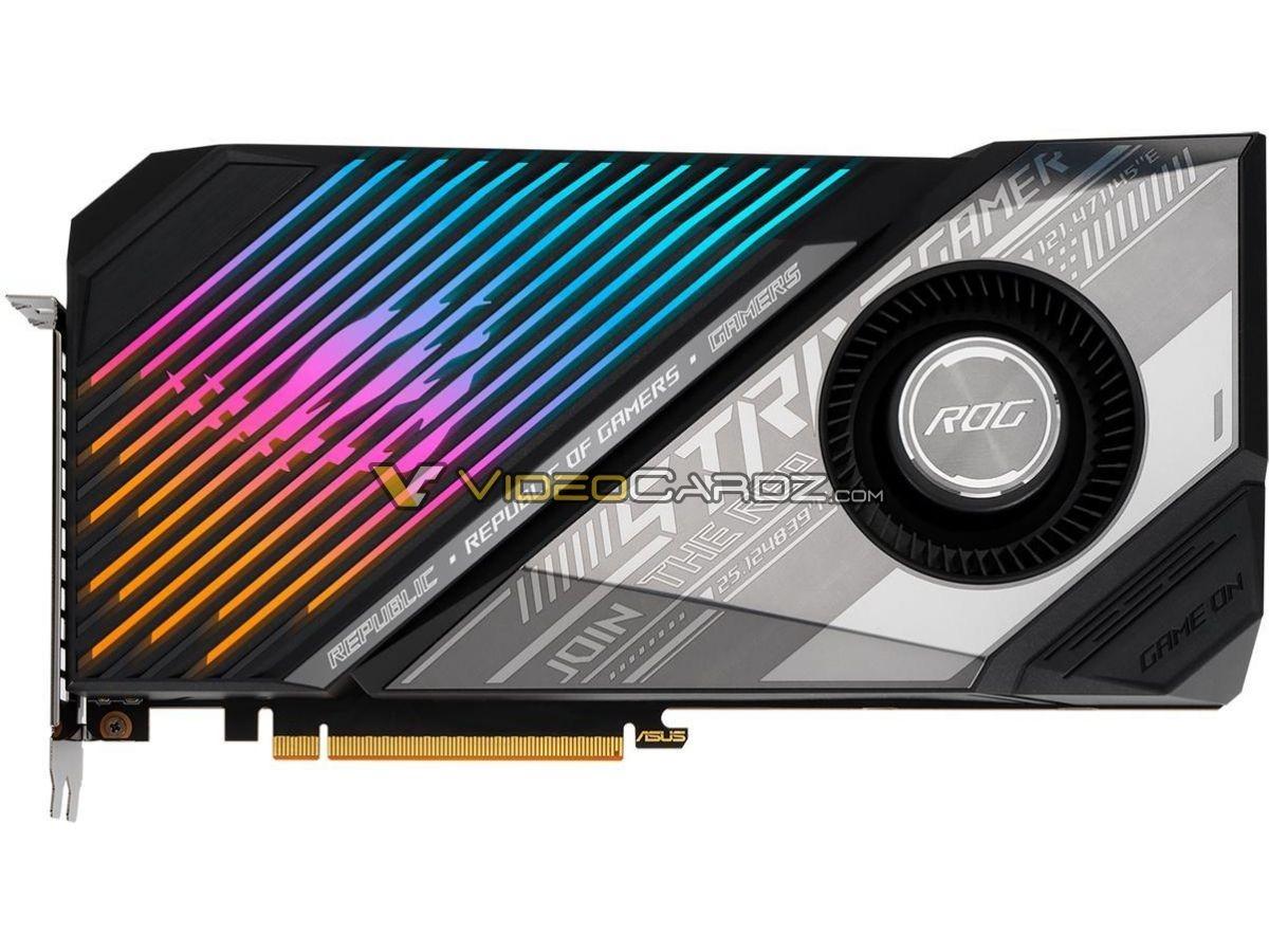 Scope out this ASUS ROG STRIX Radeon RX 6800 XT liquid cooled card 02 | TweakTown.com