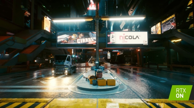 Here's 46 screenshots of new Cyberpunk 2077 gameplay with RTX enabled 02 | TweakTown.com