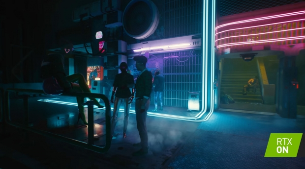 Here's 46 screenshots of new Cyberpunk 2077 gameplay with RTX enabled 04 | TweakTown.com
