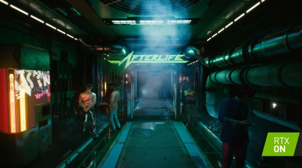 Here's 46 screenshots of new Cyberpunk 2077 gameplay with RTX enabled 05 | TweakTown.com