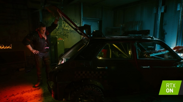 Here's 46 screenshots of new Cyberpunk 2077 gameplay with RTX enabled 07 | TweakTown.com