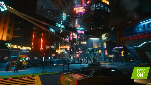 Here's 46 screenshots of new Cyberpunk 2077 gameplay with RTX enabled 09 | TweakTown.com