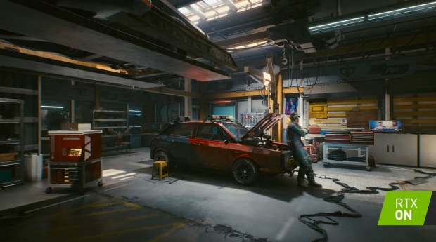 Here's 46 screenshots of new Cyberpunk 2077 gameplay with RTX enabled 11 | TweakTown.com