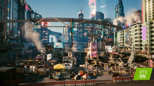 Here's 46 screenshots of new Cyberpunk 2077 gameplay with RTX enabled 12 | TweakTown.com