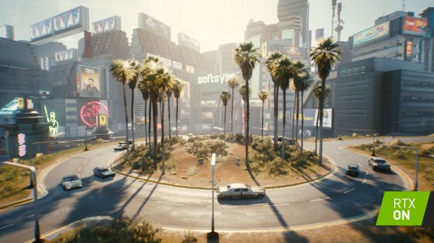 Here's 46 screenshots of new Cyberpunk 2077 gameplay with RTX enabled 14 | TweakTown.com