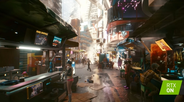 Here's 46 screenshots of new Cyberpunk 2077 gameplay with RTX enabled 15 | TweakTown.com