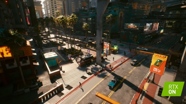 Here's 46 screenshots of new Cyberpunk 2077 gameplay with RTX enabled 16 | TweakTown.com