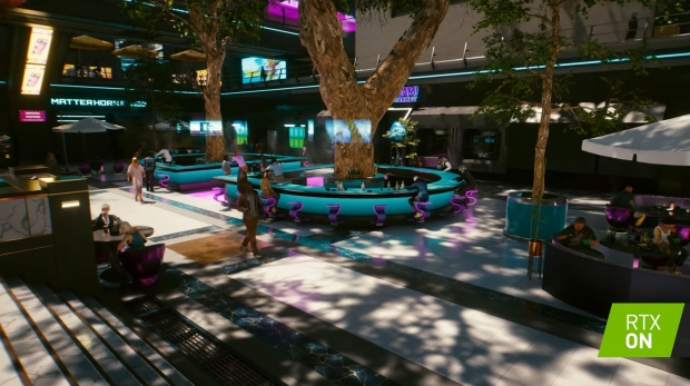 Here's 46 screenshots of new Cyberpunk 2077 gameplay with RTX enabled 18 | TweakTown.com