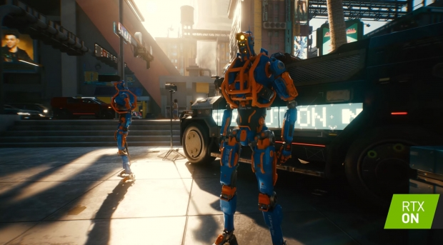 Here's 46 screenshots of new Cyberpunk 2077 gameplay with RTX enabled 19 | TweakTown.com