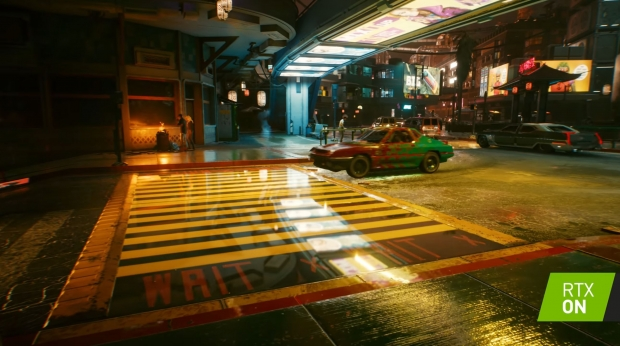 Here's 46 screenshots of new Cyberpunk 2077 gameplay with RTX enabled 20 | TweakTown.com