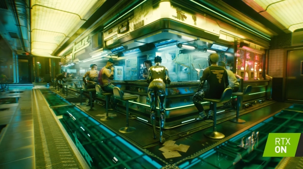 Here's 46 screenshots of new Cyberpunk 2077 gameplay with RTX enabled 22 | TweakTown.com