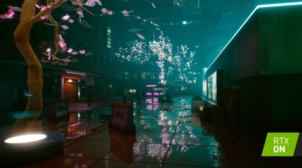 Here's 46 screenshots of new Cyberpunk 2077 gameplay with RTX enabled 26 | TweakTown.com