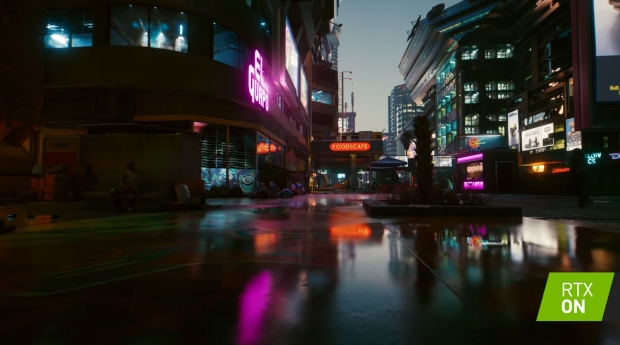 Here's 46 screenshots of new Cyberpunk 2077 gameplay with RTX enabled 30 | TweakTown.com