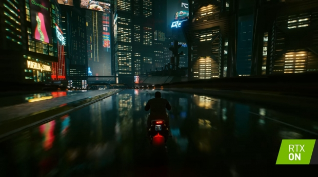 Here's 46 screenshots of new Cyberpunk 2077 gameplay with RTX enabled 35 | TweakTown.com
