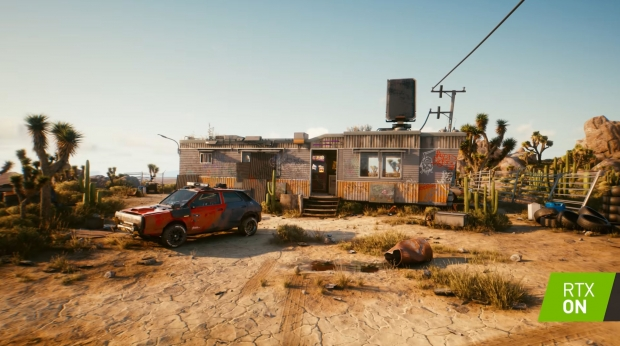 Here's 46 screenshots of new Cyberpunk 2077 gameplay with RTX enabled 36 | TweakTown.com