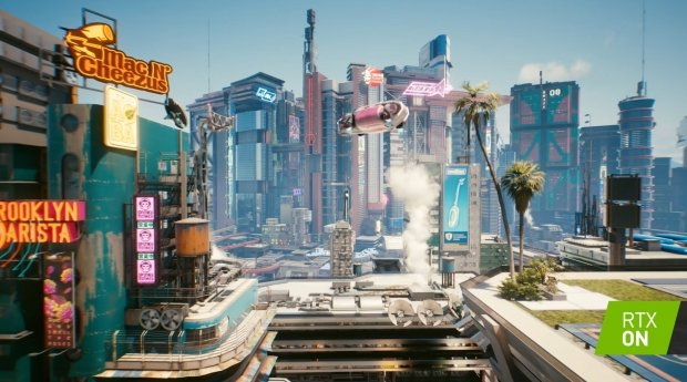Here's 46 screenshots of new Cyberpunk 2077 gameplay with RTX enabled 37 | TweakTown.com